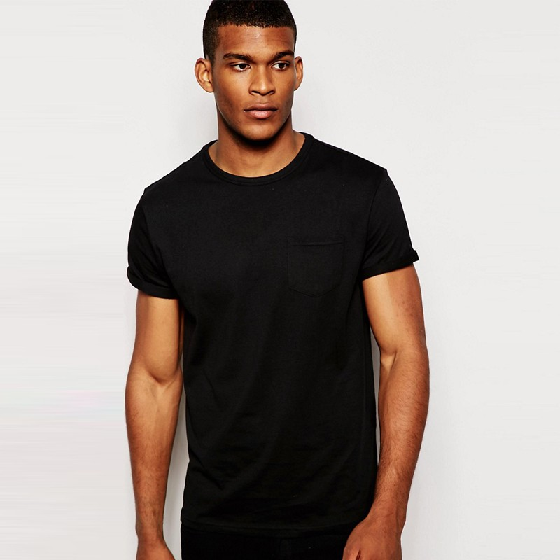 35b0678acf Black Shirt Model