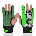 BOODUN Professional anti skid bowling gloves Comfortable Bowling accessories Semi finger instruments sports Gloves for Bowling