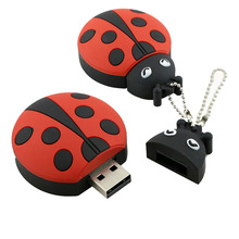 USB Flash Drive de 8 GB Lindo mariquita USB Pen Drive 32 GB Pendrive 16 GB Memoria USB stick de Memoria Flash Stick Drive envío gratis gratis