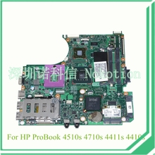 583077-001 for hp probook 4510S 4710S 4411S Laptop motherboard PM45 DDR3 ATI graphics