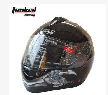 Tanked шлем оснащен танки побежал шлем мотоциклетный шлем полной шлем T160 S-XXL