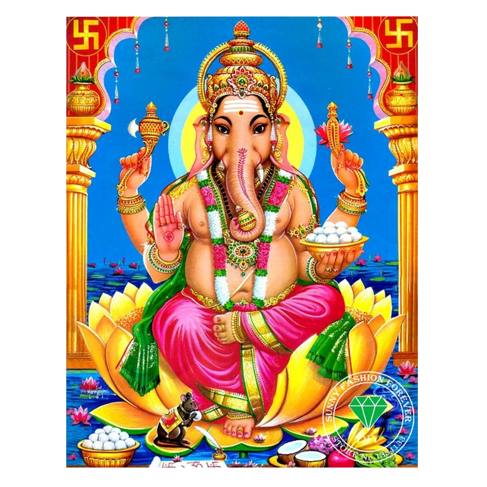 Ganesha Painting Reviews - Online Shopping Ganesha ...