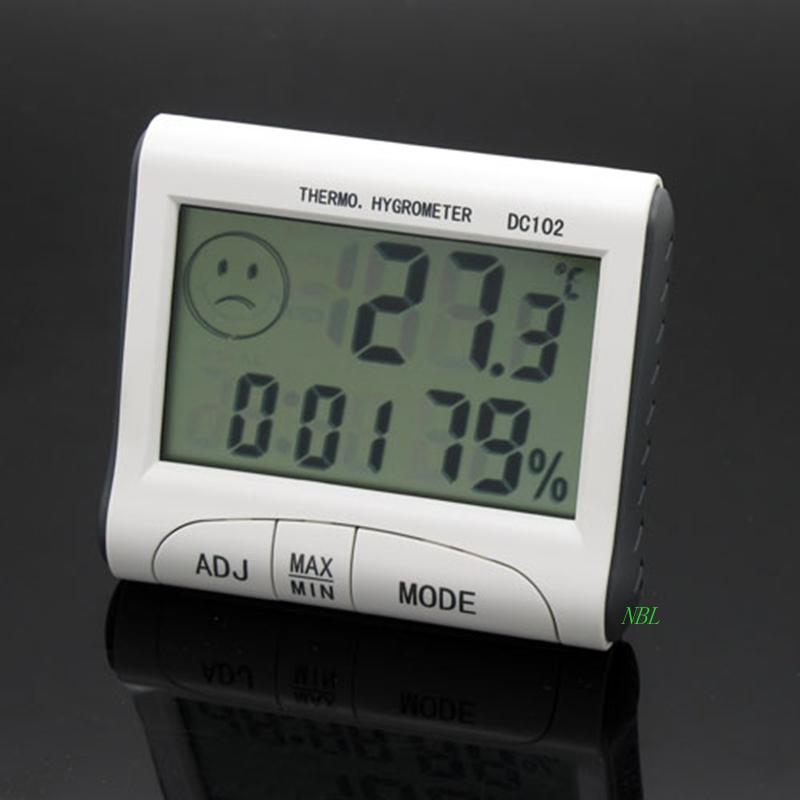 Big Discount!!! LCD Digital Indoor Thermometer Hygrometer