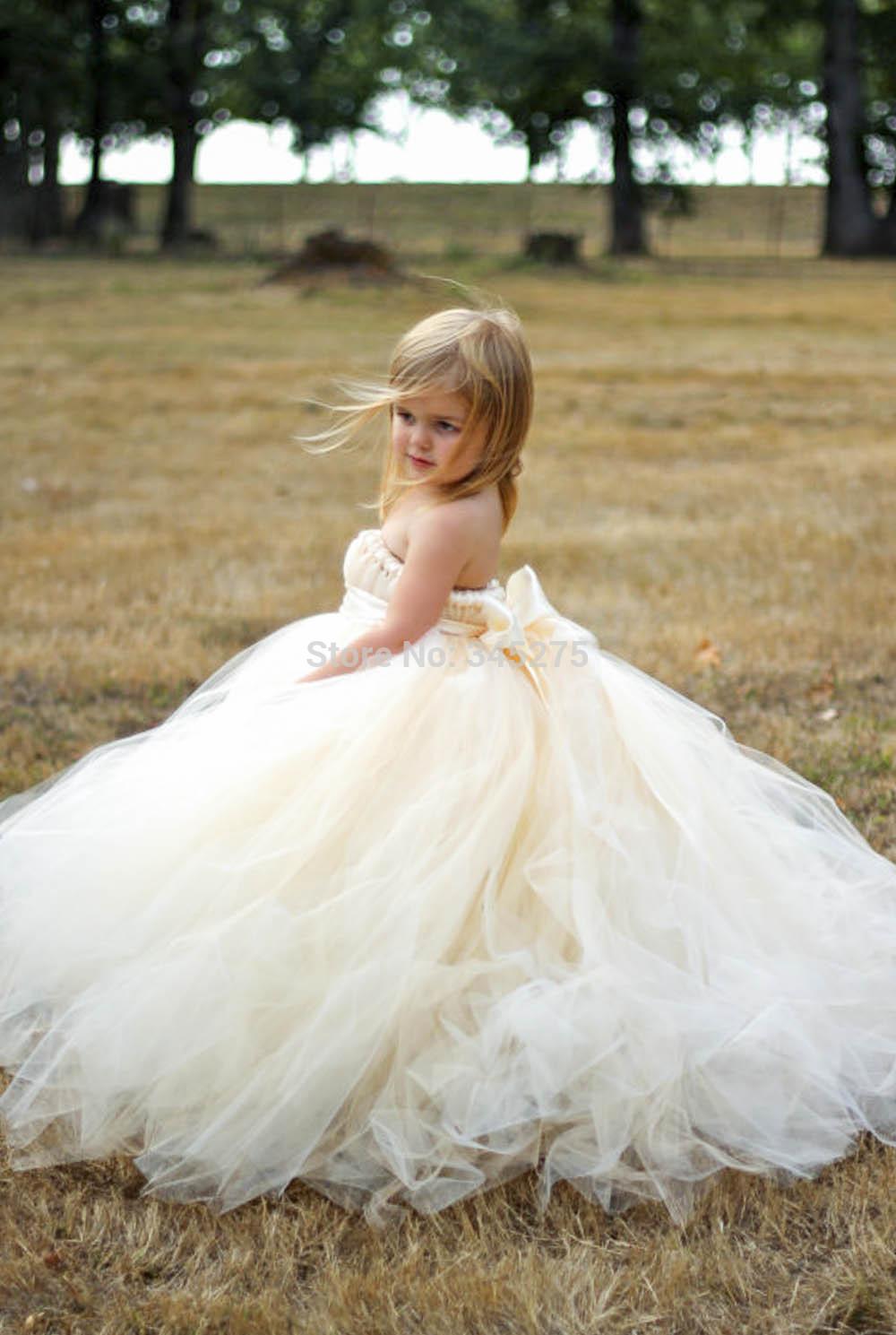 909f13094b43a Robes De Mariée Pour Petites Filles
