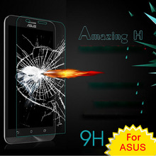 9H HD Premium Real Tempered Glass Screen Protector Film For ASUS Zenfone 4 5 6 2 Laser ZE500KL ZE550KL C A400CG A450CG Padfone S