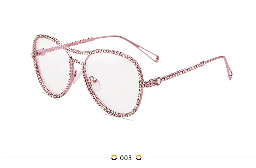 30974a48c4d ... 7007 18. Related Products from Other Seller. Luxury brand Pilot glasses  Metal Frame Sunglasses Classic Optics Eyeglasses Transparent Clear Lens  Women ...