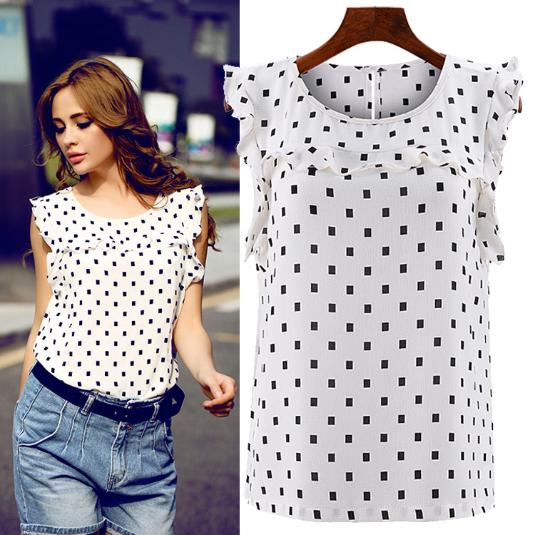 Find great deals on eBay for white black polka dot shirts. Shop with confidence.