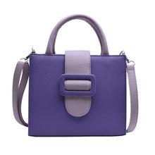 2019 Европейская мода простой багаж женская дизайнерская сумка Высокое качество сумка через плечо из искусственной кожи qq513(Китай)