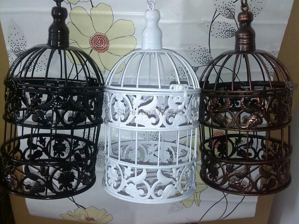 online buy wholesale decorative bird cages weddings from china decorative bird cages weddings. Black Bedroom Furniture Sets. Home Design Ideas