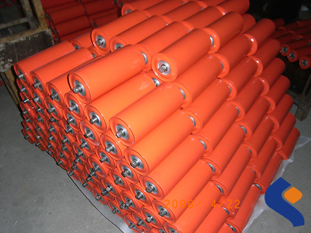 Heavy Duty Rubber Coated Conveyor Rollers Buy Rubber