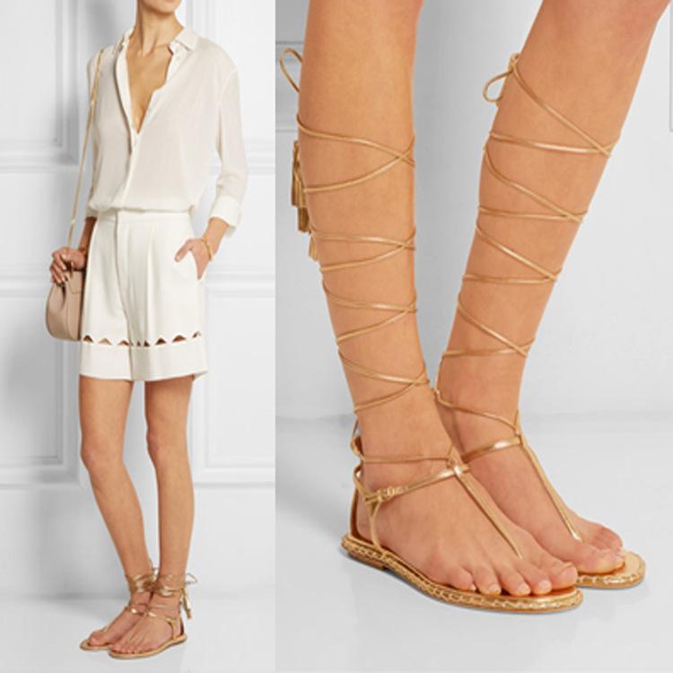 Cher Nwp80ok Ktpzoixu Pas Femme Sandale Gladiateur Chaussure q34LR5Aj