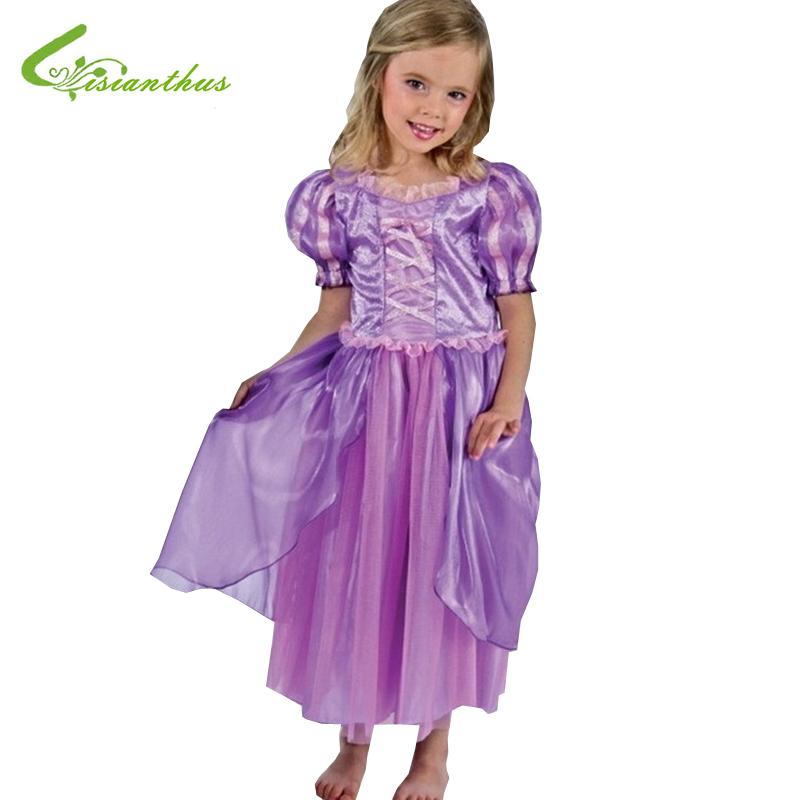 Girls Halloween Costumes Aurora font b Dress b font Cosplay Stage Wear Clothing font b Children