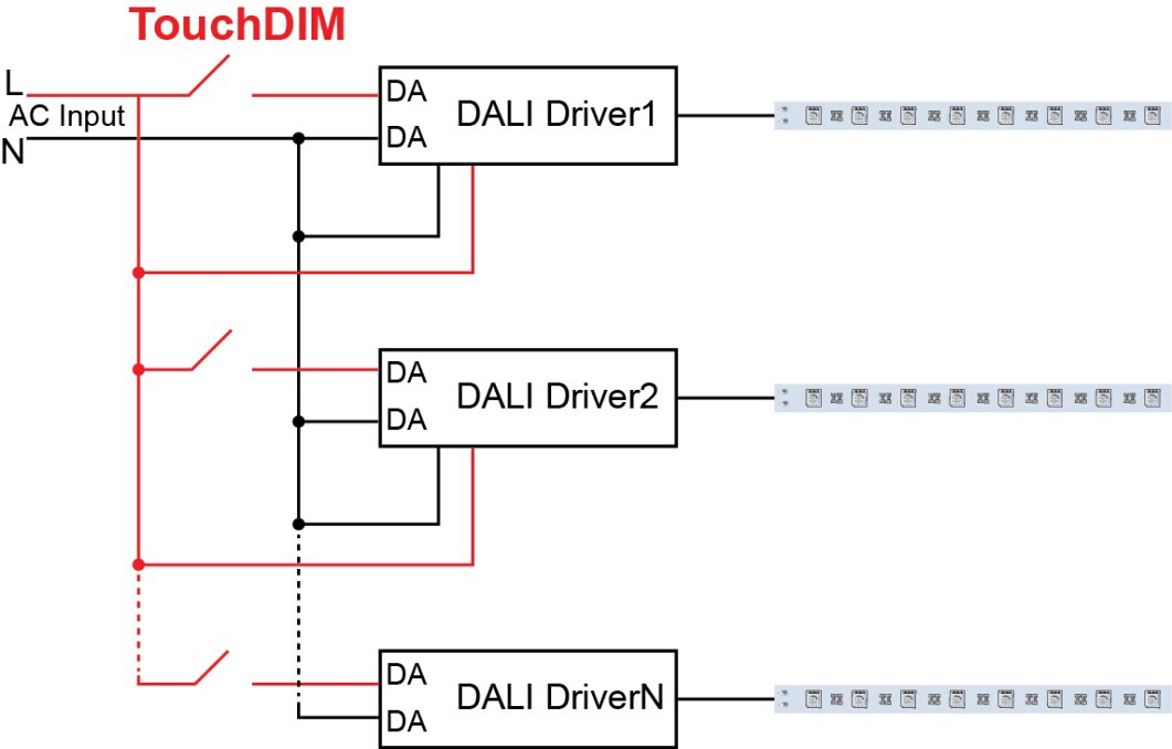 ignition switch wiring diagram on touch light control wiring diagram