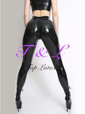 Latex Pants For Women 46