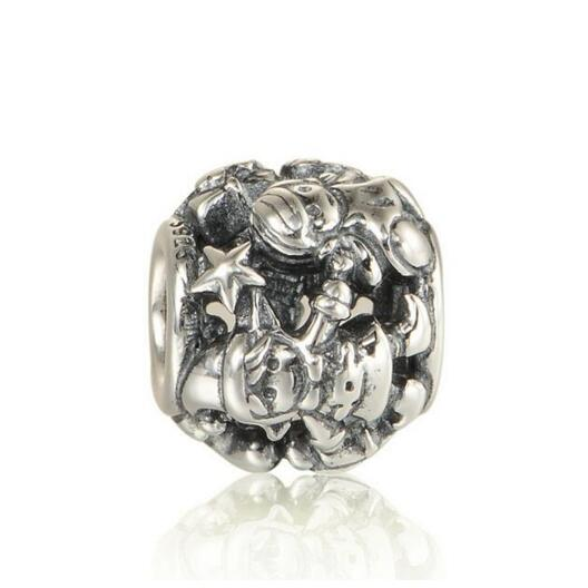 Pandora Kids Jewelry: 925 Sterling Silver Jewelry Children Fun Charms Beads Fits
