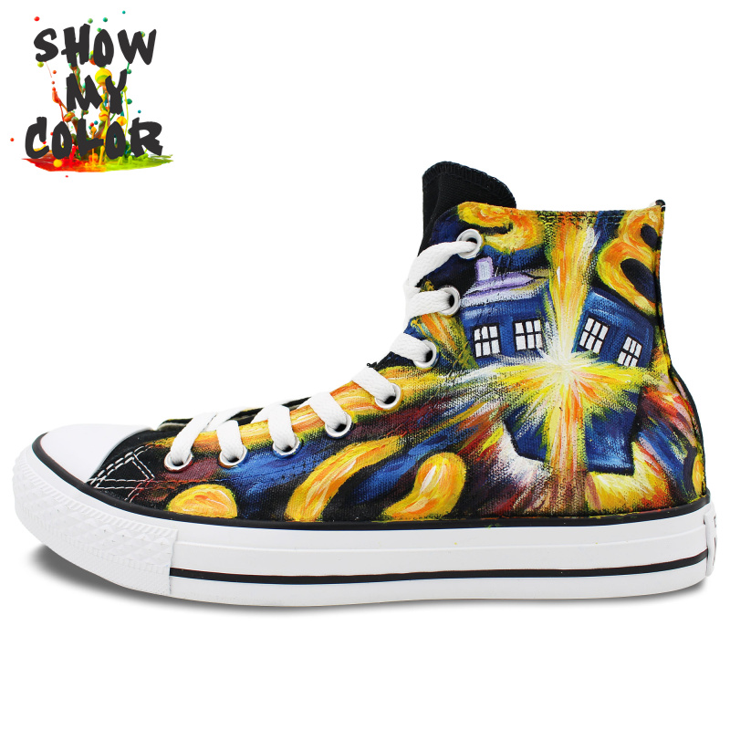 b280ee31e80c Men Women All Star Canvas Shoes Hand Painted Custom Made Hand Painted High  Top Fashion Sneaker Best Gifts Brand Shoes