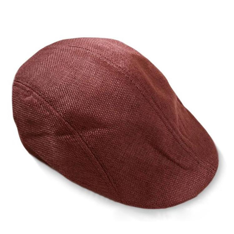 6c18627ea55cd New winter girl beret hat Baker boys fedora hats Peaked NewsBoy Country Hat  Beret Flat Cap for xmas gift W1 - us144