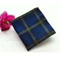 QXY men fashion pocket square mens tie handkerchief paisley hanky polyester silk printing scarf for gentlemen