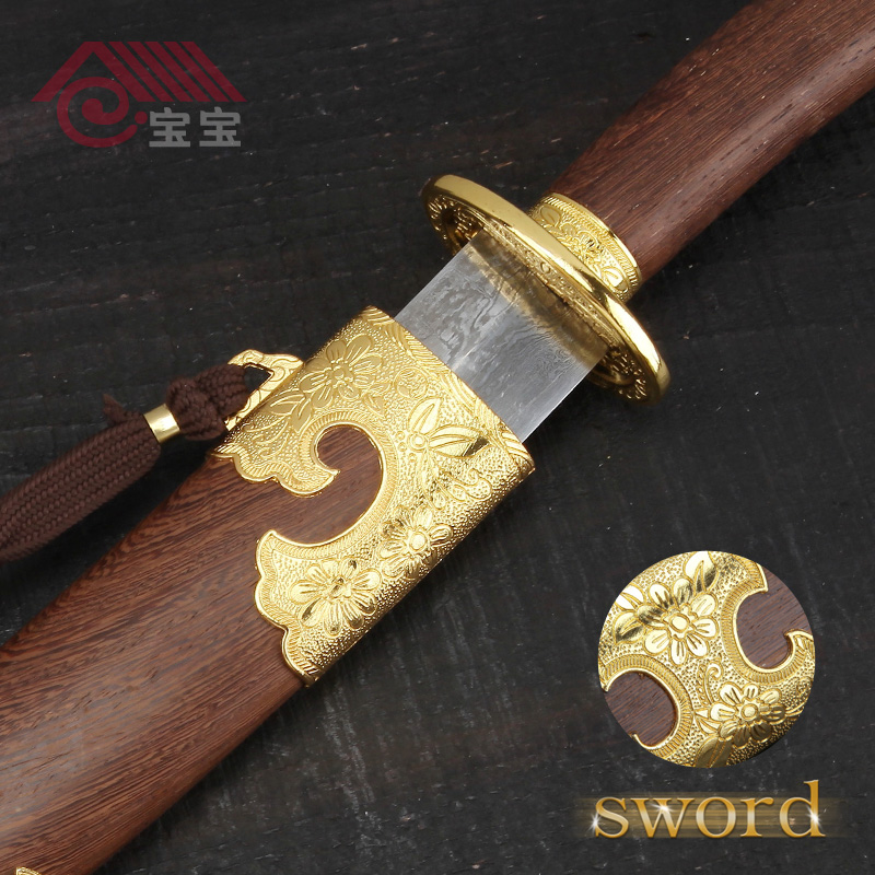 LQS15hj100027 collection sword vintage home decor sword Chinese dagger