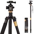 Hot Q999 Professional Photographic Portable Tripod To Monopod Ball Head For Digital SLR DSLR Camera Fold
