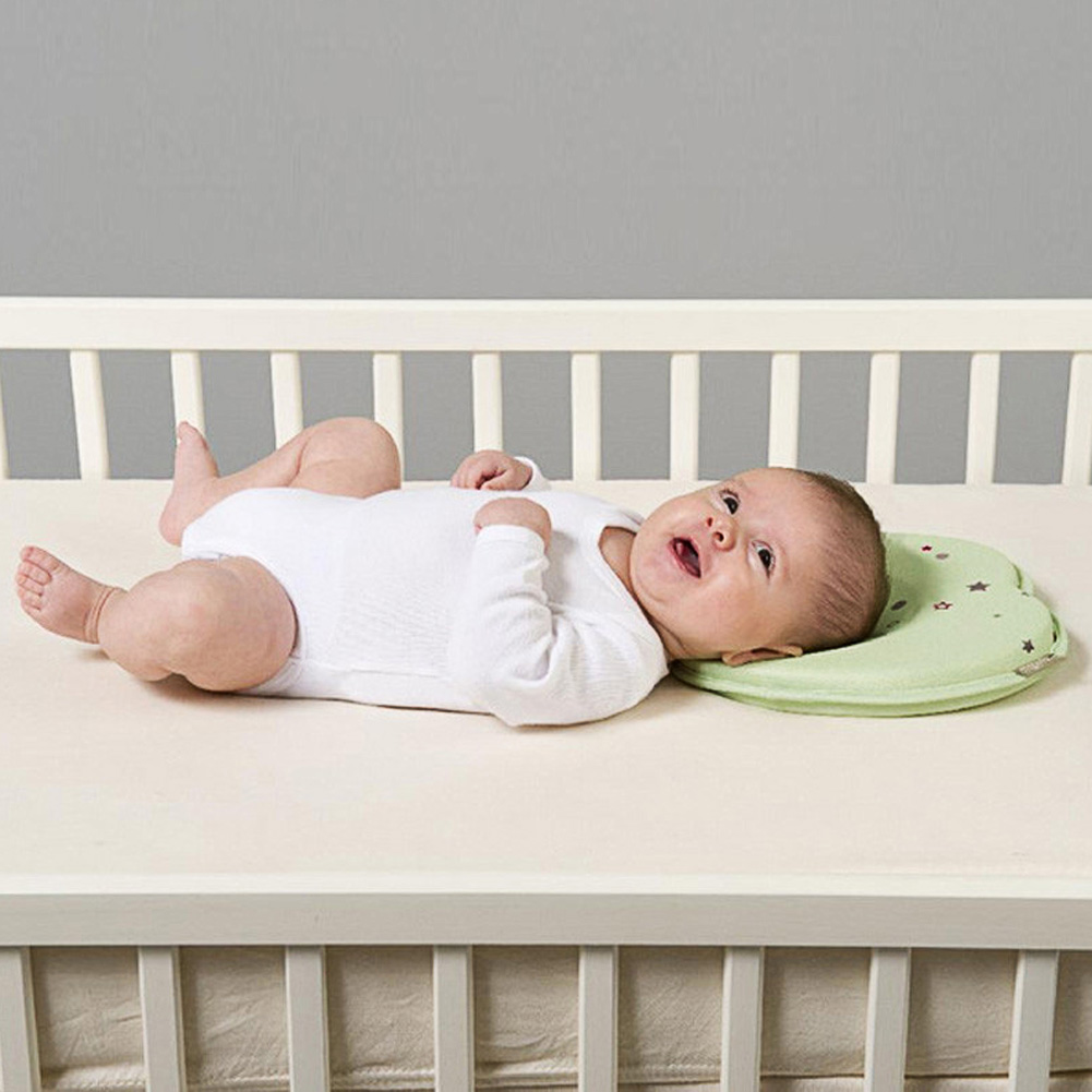 169 Heart Shape Baby Pillow ⑥ Infant Infant Toddler Baby Head