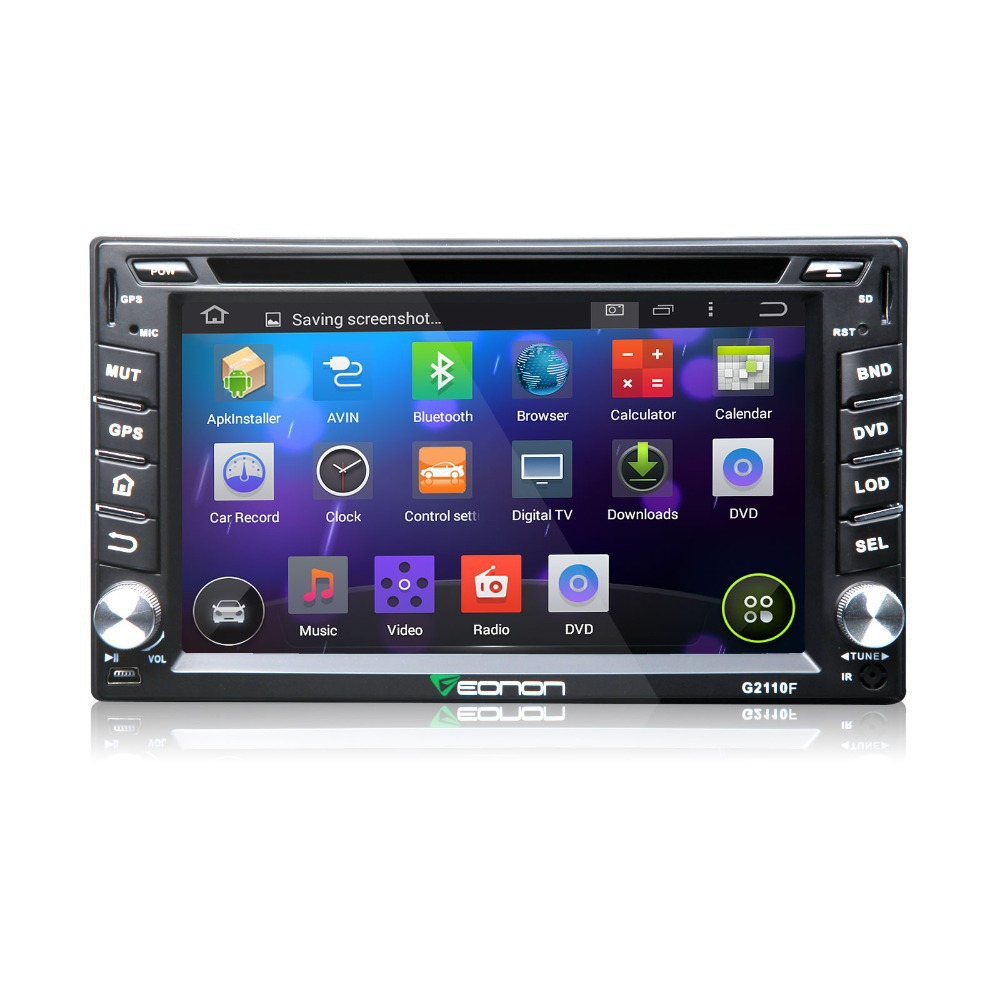 autoradio gps 2 din car dvd car radio eonon g2110f 6 2 hd. Black Bedroom Furniture Sets. Home Design Ideas