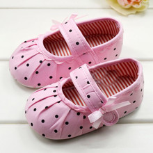 Girls Newborn Baby Prewalker Princess Shoes Infant Toddler Butterfly Flower First Walkers Shoes