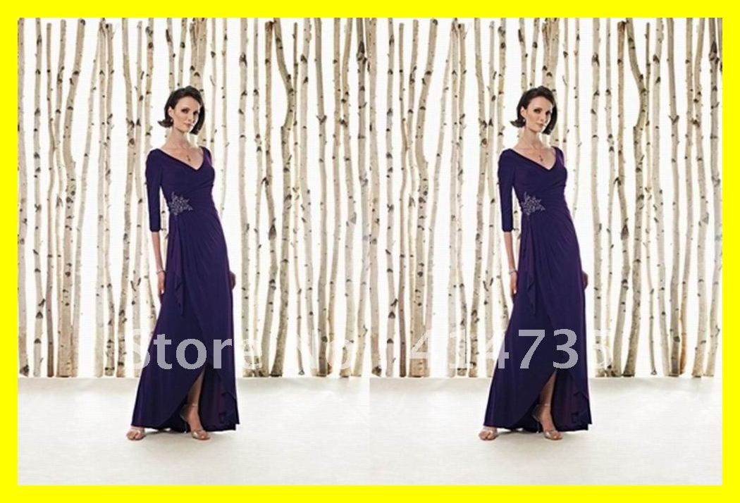 Mother Of The Bride Clothes Groom Gowns Casual Dresses Tea