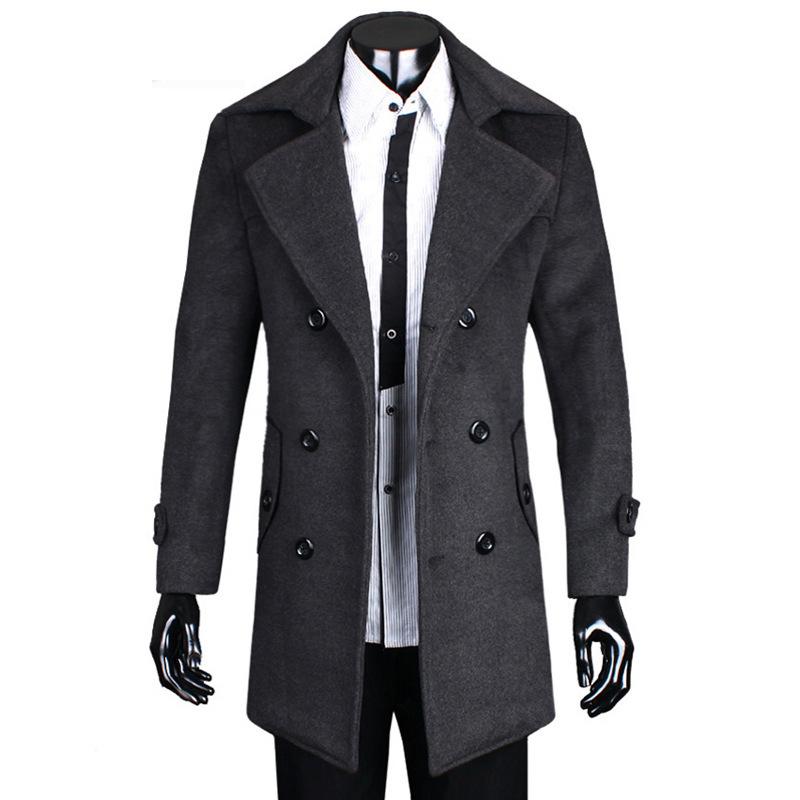 Designer overcoat
