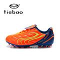Tiebao Professional Outdoor Football Boots Children Kids Training Soccer Cleats Teenagers Boys Girls FG TPU Sole