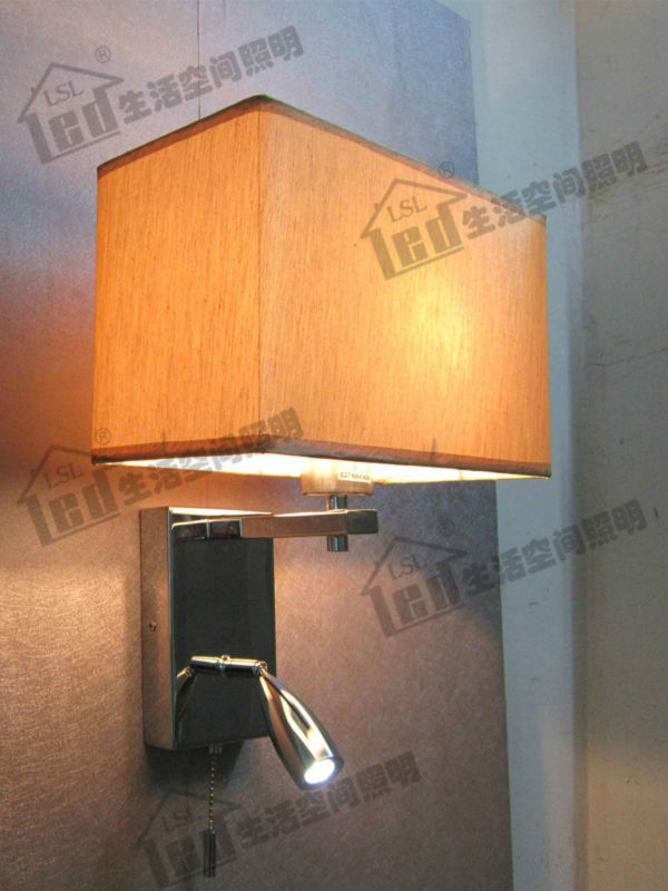 Flexible Reading Light For Bed Headboard 4 Stages Switch