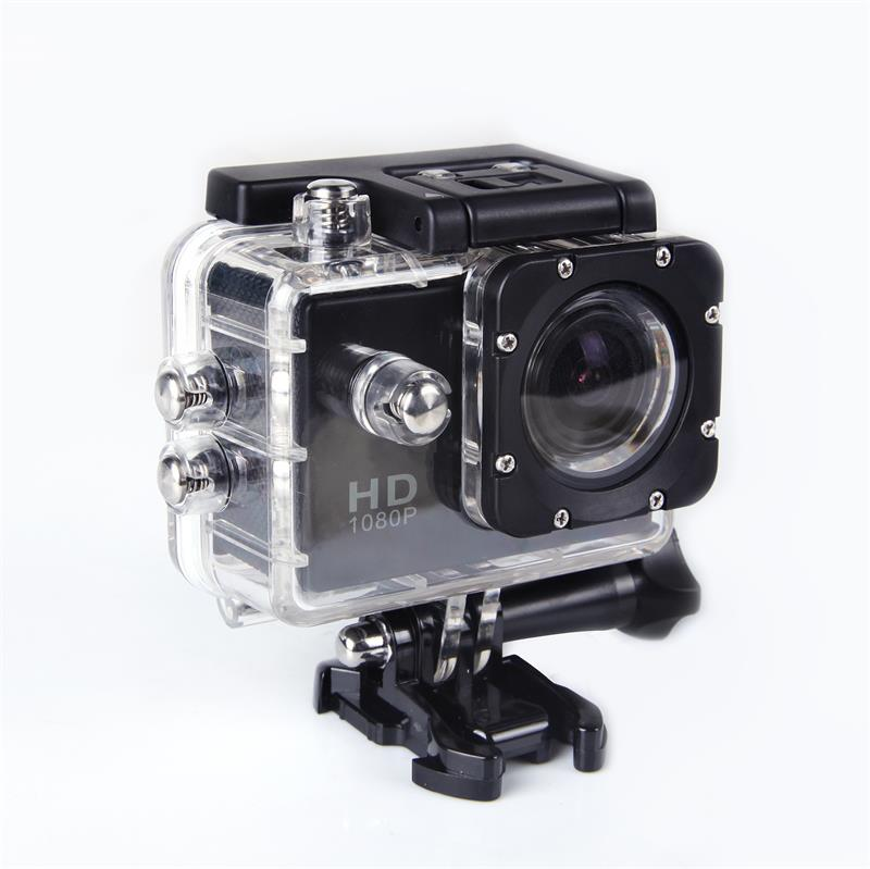 Action Camera Original SJ4000 Waterproof 30M HD DVR Gopro Sport DV Mini 1080P