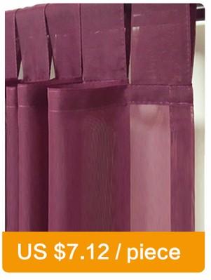4 Colors Tassel Roman 169 Curtain Curtain Home Wave