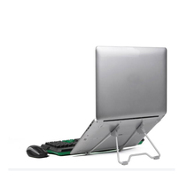 2016 Cooler Stand for Laptop Suporte Notebook 14 Laptop Radiator Mount 15 Computer Portable Metal Bracket Base 10 12 13