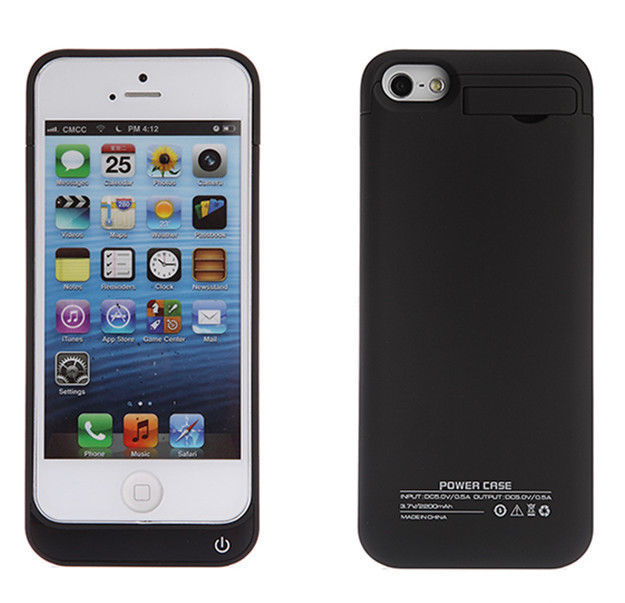 brand new 4200 mah external battery backup charger case. Black Bedroom Furniture Sets. Home Design Ideas