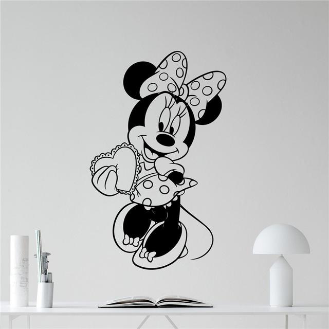online kaufen gro handel mickey maus herz aus china mickey maus herz gro h ndler. Black Bedroom Furniture Sets. Home Design Ideas