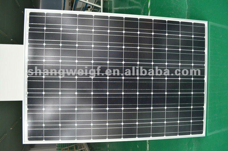 250w 48v mono pv module solar panel for solar power. Black Bedroom Furniture Sets. Home Design Ideas