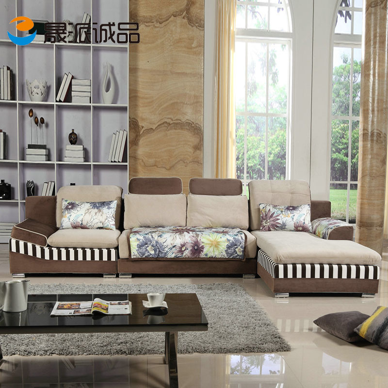 Special Sofa Fabric Sofa Combination Of Modern Minimalist