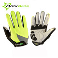 ROCKBROS Cycling Gloves Washable MTB Glove Full Finger Touch Screen Guantes Ciclismo Luvas Gloves 3D Gel