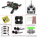 Carbon Fiber Mini QAV250 C250 Quadcopter Frame Motor quadrotor 12A Esc CC3D Flight Control