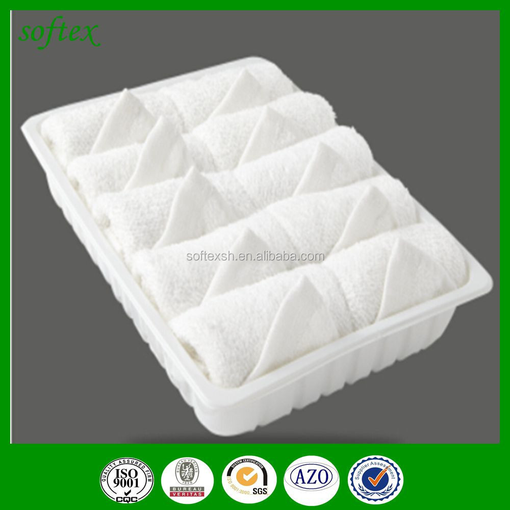 Spa Cold Towels: White Hot And Cold Oshibori Towel For Hotel