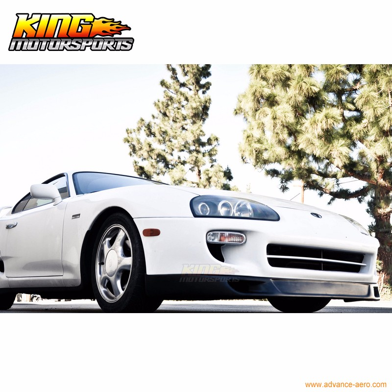 f9081a18bb Detail Feedback Questions about For 93 98 Toyota Supra Front Bumper ...