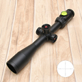 Discovery Hi 5 20x44sf White Leters Hawke Rifle Scope With Half Mil Dot Reticle Level Tactical