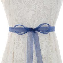 Золотой пояс со стразами, пояс ручной работы, свадебный цветок с кристаллами, пояс для свадебных платьев ZZY163G(Китай)