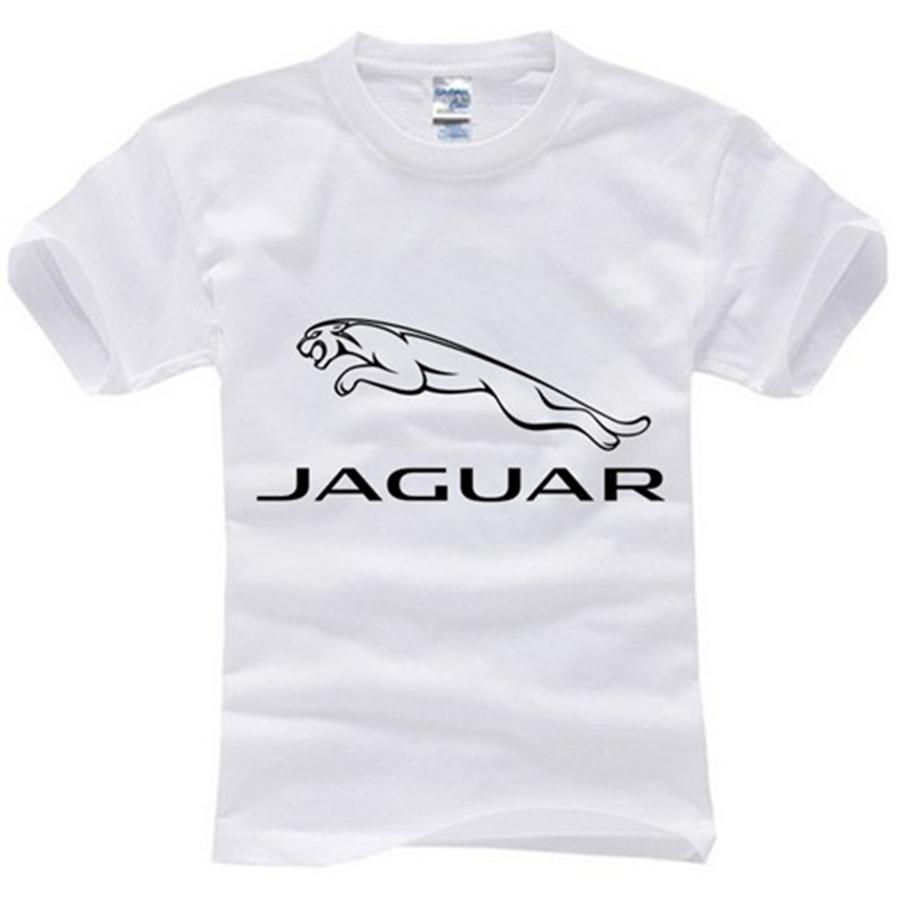 Jaguar Clothing Accessories: 2015-summer-famous-brand-jaguar-T-Shirt-cotton-fashion-t