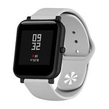 18 мм/20 мм/22 мм ремешок для умных часов для samsung/Garmin/huawei/Apple watch/Motorola/Withings/Amazfit/SUUNTO/ископаемого/Ticwatch универсальный браслет(Китай)