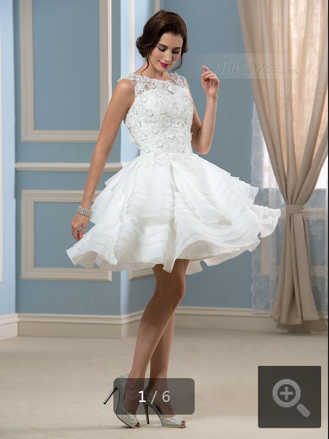 Luxury Wedding Dresses For Young Winter