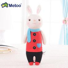 Плюшевые милые мягкие игрушки для девочек, подарок на день рождения, Рождество, 11 дюймов, тирамит, кроликов, мини-кукла Metoo(Китай)
