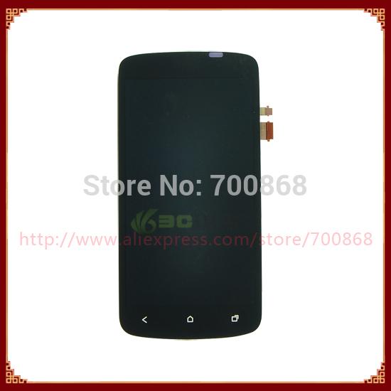 100% гарантия для HTC ONE S Z520e жк-дисплей сенсорный экран с цифрователем ассамблеи замена бесплатная доставка