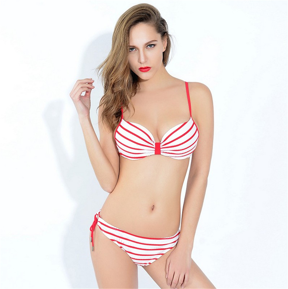 Are Cheap red bikini think